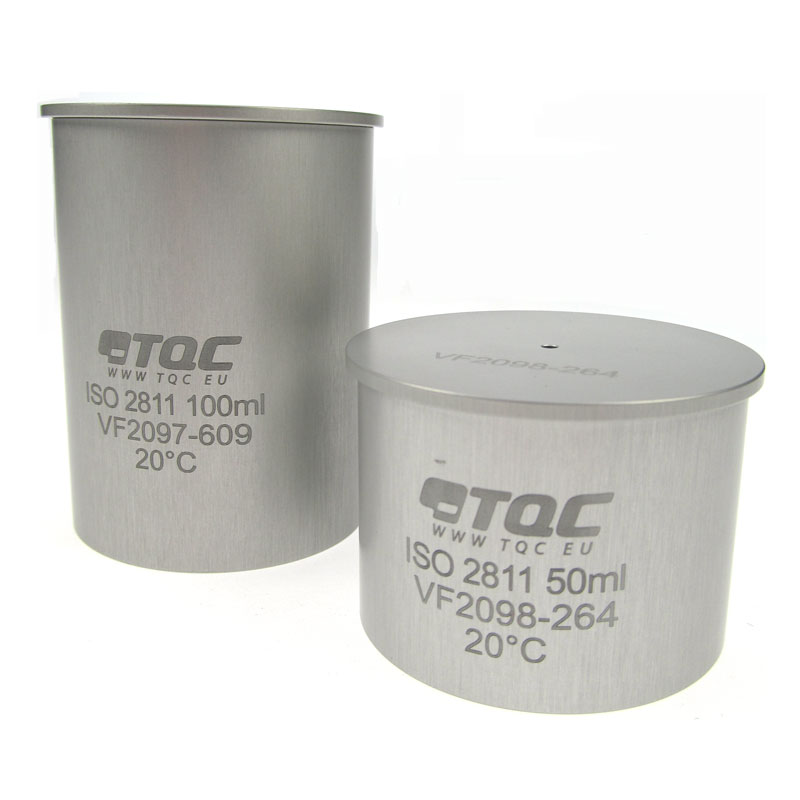 Specific Gravity Cups / Pycnometers