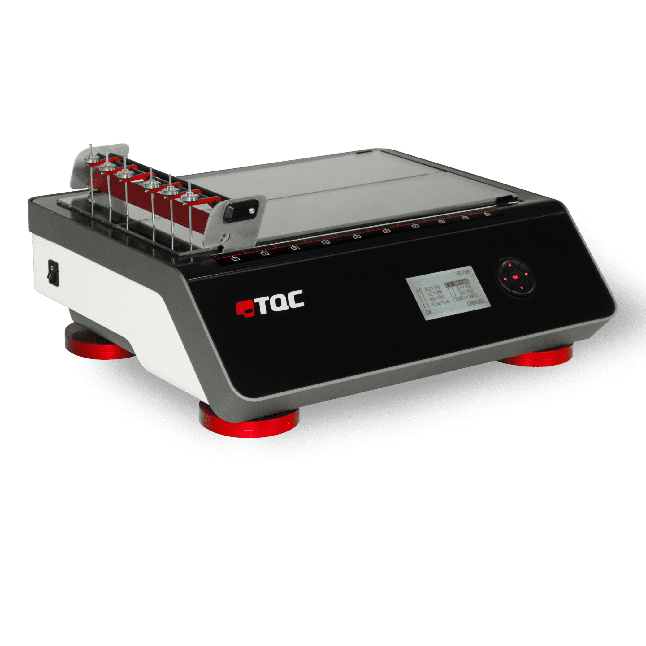 TQC Drying Time Recorder, digitally controlled